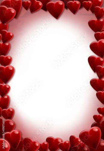Lettre D Amour Coeurs Carte Voeux A4 Vierge Buy This Stock Illustration And Explore Similar Illustrations At Adobe Stock Adobe Stock
