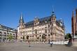 canvas print picture - Marktkirche in Wiesbaden, Hessen, Deutschland, Europa