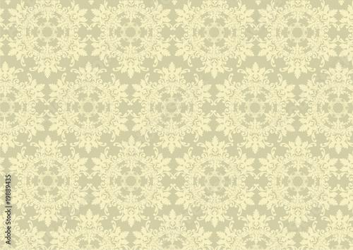 retro-streszczenie-kwiatowy-wzor-tla