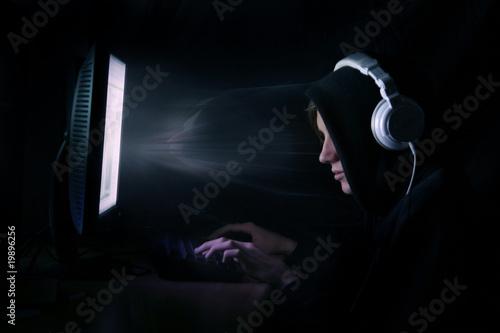 фотографія  Internet Sucht