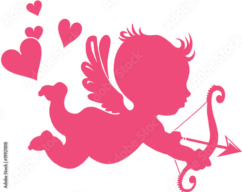 cupid Canvas Print