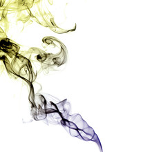 Abstract Smoke Background Clos...