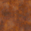 canvas print picture - Seamless Rust Texture