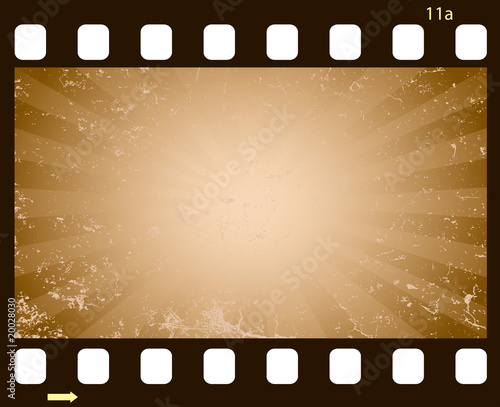 Grunge Camera Vector : Grunge film background buy this stock vector and explore similar