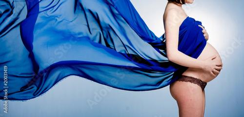 Fotografie, Obraz  beautiful picture about pregnancy