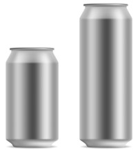 Blank Beer Can In 2 Variants 3...