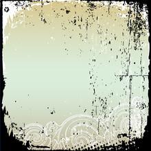 Grunge Frame And Border Series