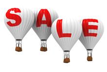 SALE - Hot Air Balloons
