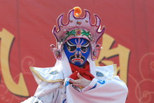 Changing Face In Sichuan Opera