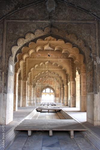 Foto auf Leinwand Delhi Moti Masjid, Delhi
