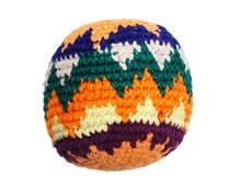 Multicolored Hacky Sack