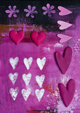 Herzen Collage