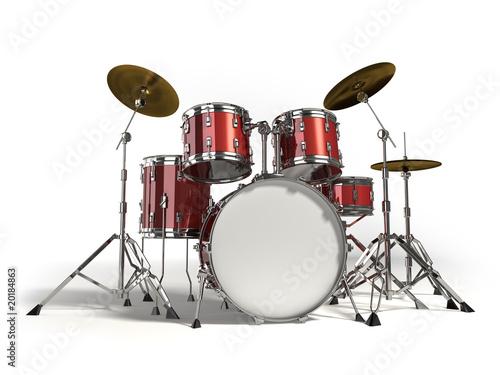 Fotografía  Drums