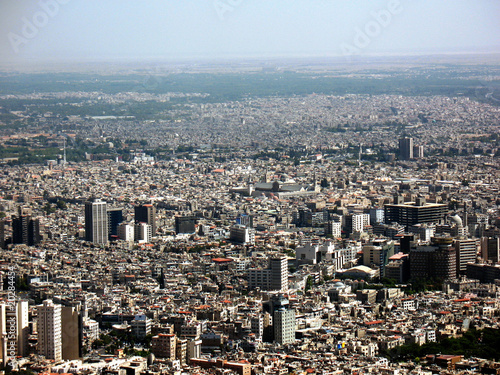It's Damascus