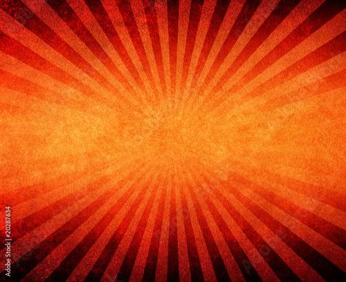 Photo  rays pattern background