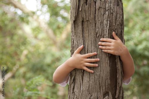 Fotografie, Obraz  Loving nature