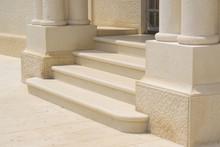 Marmor Treppe - Marble Step 01