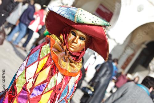 Keuken foto achterwand Verenigde Staten Carneval Venice