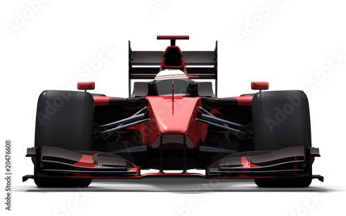 samochod-wyscigowy-czerwony-i-czarny