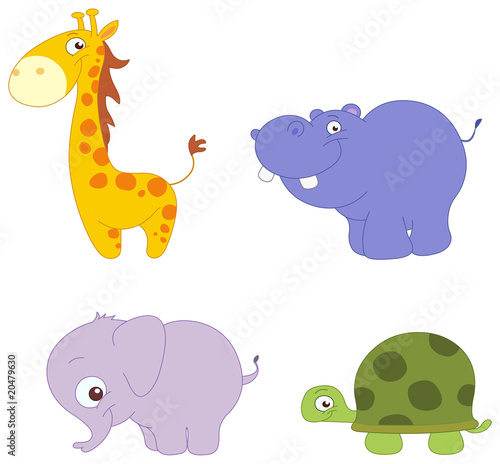 Cute animals #20479630