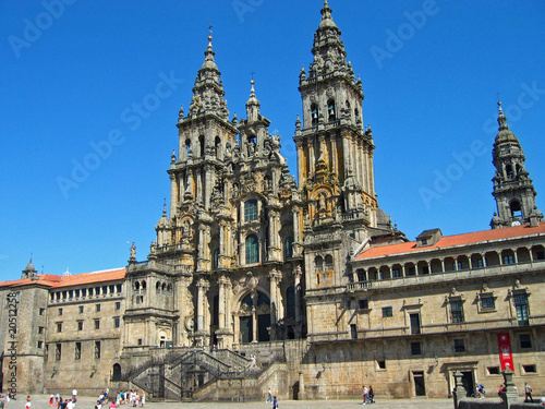 Fotografija Santiago de Compostela