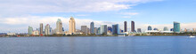 A Panoramic View Of San Diego ...
