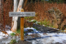 Appalachian Trail In Great Smo...