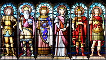 Les Saints Au Temps De Charlem...