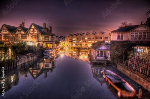 Photo Marlow Lock