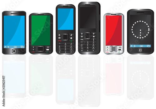 Photo telefoni cellulare