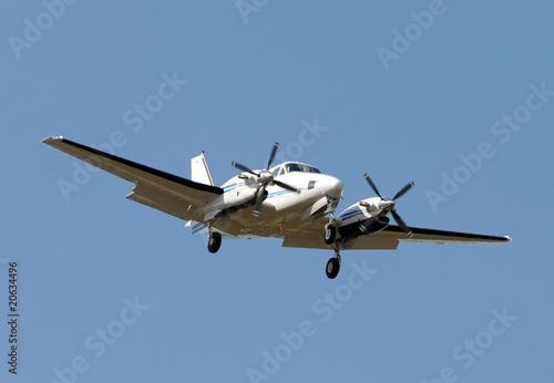 Fényképezés Propeller airplane