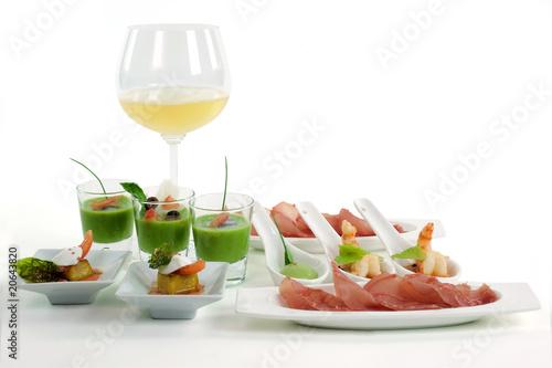 Fotografie, Obraz  aperitivo ricco