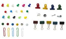 Push Pin Paper Clip