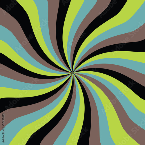 Wall Murals Psychedelic Optical art, background