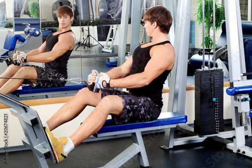 legs muscles - 20674821