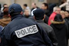Policier France