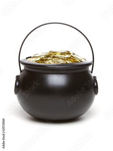 Fotografie, Obraz  Pot of Gold