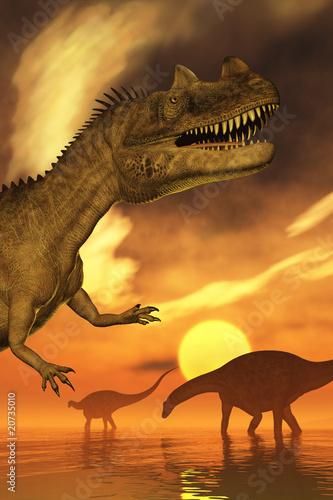 zachod-slonca-dinozaurow