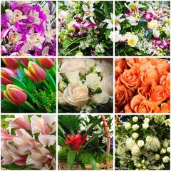 Panel Szklany Tulipany Flowers