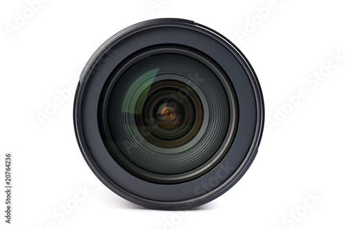 Tela camera lens