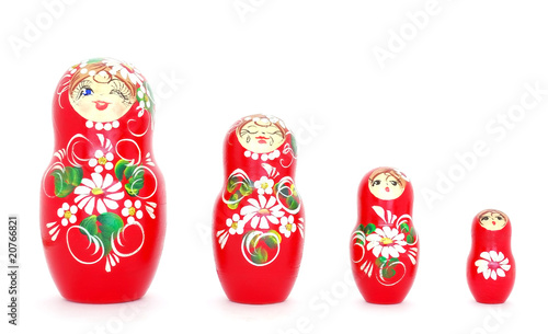 Photographie Russian Dolls