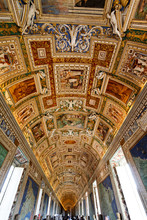 Plafond Chapelle Sixtine