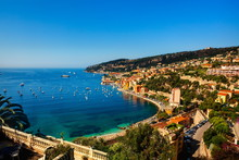 Villefranche Sur Mer On The Fr...