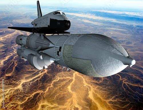 samolot-kosmiczny