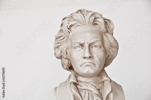 Photo Ludwig . Beethoven