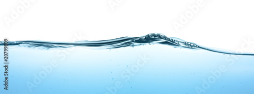 Wasseroberfläche (High Res) Canvas Print