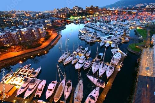 Fotografía  Granville island Vancouver