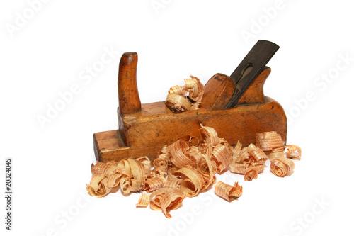 Fotografie, Tablou wood plane