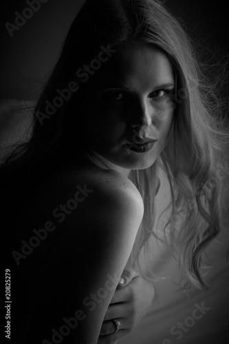 Fototapety, obrazy: Sexy adult woman