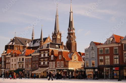 Delft market